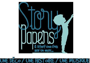 Story Papers: histoires pour enfants sur papier peint