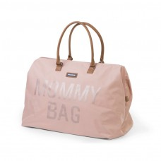Sac à langer Mommy Bag rose Childhome