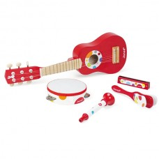 Set musical Confetti music Live avec Guitare