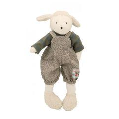 Albert le mouton Peluche Moulin Roty 30 cm