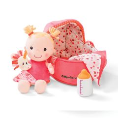 Bébé Louise, poupée premier âge en tissu Lilliputiens