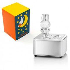 Boite à musique Miffy, à Personnaliser, Cadeau Naissance ou Anniversaire Bébé Zilverstad