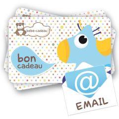 Bon Cadeau Email
