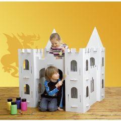 Grand Château à colorier, Calacastle Maxi,