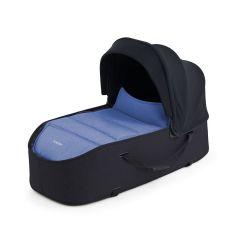 Nacelle pour Poussette Bumprider, Légère et Facile à transporter, dès Naissance Bébé, bleu