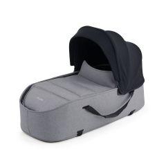 Nacelle pour Poussette Bumprider, Légère et Facile à transporter, dès Naissance Bébé, gris