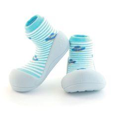 Chaussures Bébé T 22,5 - 135mm (+24 mois) Attipas UFO bleu