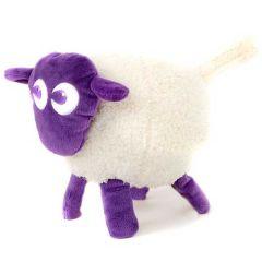 Ewan Deluxe Mouton Peluche veilleuse avec détecteur de pleurs, Easidream, bleu, LIVRAISON GRATUITE
