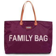 Grand Sac à Langer Childhome pour la famille, Aubergine Boutique en Ligne Suisse