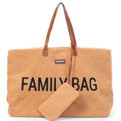Family Bag Grand Sac à Langer pour toute la famille, Teddy, Childhome, Boutique en Ligne Suisse