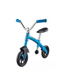 Vélo dès 2 ans, Micro G-Bike Chopper Deluxe, bleu Livraison Gratuite partout en Suisse