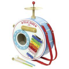 Homme orchestre Instrument musique enfant Vilac