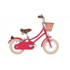 Vélo Bobbin petites roues 12'' style retro, Enfant 2 à 4 ans, Livraison Gratuite, Boutique Suisse