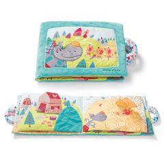 Livre Les 3 petits cochons et Le Loup, Idée Cadeau 2ème enfant Lilliputiens