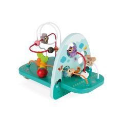 Jeu Looping avec Puzzle Lapin & Cie, Eveil de Bébé 1 à 3 ans, Janod