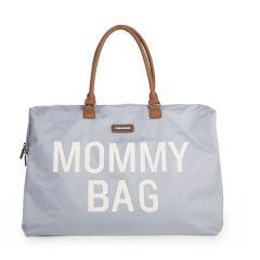 Sac à langer XXL Mommy Bag Gris, Idée Cadeau Maman Childhome