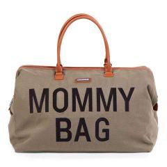 Sac à langer XXL Mommy Bag, Idée Cadeau Maman Childhome, kaki Livraison Gratuite