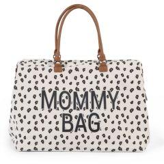 Sac à langer XXL Imprimé Léopard Mommy Bag, Idée Cadeau Maman, Livraison Gratuite Childhome