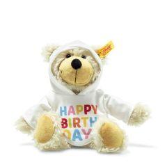 Peluche Steiff Nounours Happy Birthday, Charly Peluche Idée Cadeau Anniversaire, Steiff