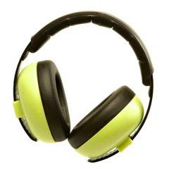 Protection auditive pour bébé 0-2, jaune-vert (pamir)