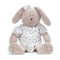 Peluche lapin Fille Fanny 25cm Teddykompaniet