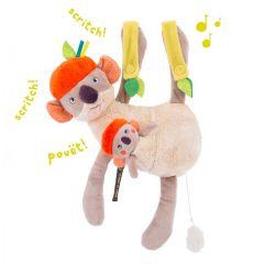 Peluche musicale à suspendre, cadeau de naissance, doudou koala musical Moulin Roty