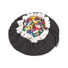 Sac de jeux pour ranger ses jouets Classic noir Play & Go