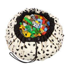 Sac de jeux Panda Baluchon pour emmener ses jouets Play & Go