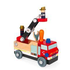 camion pompier janod