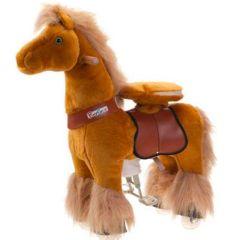 Cheval à roulettes Royal , 2 tailles à choix, Pony Cycle, Livraison Gratuite