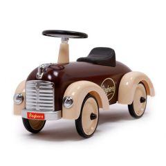 Porteur Baghera marron chocolat, petite voiture pour bébé et enfant jusqu'à 3 ans, Livraison Gratuite