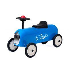 Porteur Baghera Racer bleu, Premier Petit Véhicule dès 12 mois, livraison gratuite, Boutique Suisse
