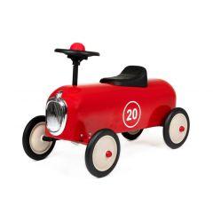 Porteur Baghera Racer rouge, Voiture Métal Enfant 1 à 3 ans, Livraison Gratuite