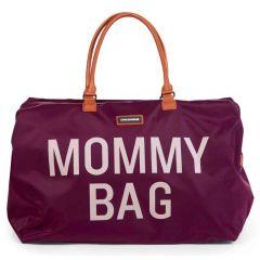 Sac à langer XXL Mommy Bag, Idée Cadeau Maman Childhome, Aubergine Livraison Gratuite