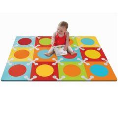 Tapis Puzzle pour bébé en mousse colorée Skip Hop