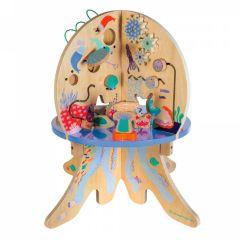 Table d'activités Bébé dès 12 mois, Ocean Manhattan Toys avec jeux premier âge, Livraison Gratuite