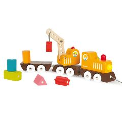 Train Grue Multi Colors