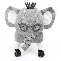 Trotteur Idée Cadeau 1 an, Elephant Cuthbert  Little Bird Told Me, Livraison Gratuite