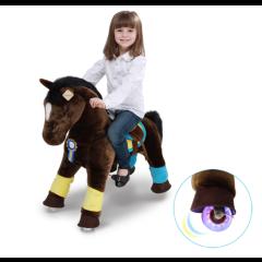 Premium Poney Twilight à roulettes qui clignotent, Pony Cycle , Livraison Gratuite