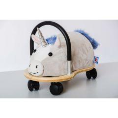 Trotteur à roulettes avec housse amovible Licorne pour fille dès 1 an, Wheely Bug