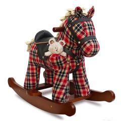 Cheval Bascule Winston & Red idée Cadeau Enfant 1 an, Little Bird Told Me, Livraison Gratuite, Boutique Suisse