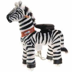 Zèbre à roulettes, Pony Cycle petit et grand modèle, Gros Jouet 2 ans de garantie, Livraison Gratuite, Boutique Suisse