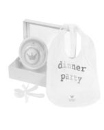 Coffret Repas Bébé Dinner Party Garçon ou Fille, Cadeau Naissance Bambam