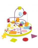 Looping puzzle formes & couleurs Janod