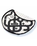 Sac de jeux Baluchon pour ranger jouets et Tapis de jeu Circuit de voitures Play & Go
